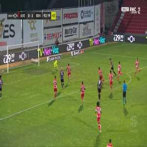 Aves 0-4 Benfica - Gonçalo Ramos 90'+2'