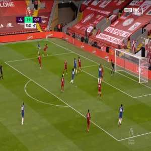 Liverpool 3 - [1] Chelsea - Giroud 45+3'