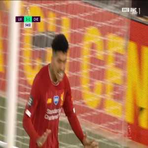 Liverpool [4] - 1 Chelsea - Firmino 55'
