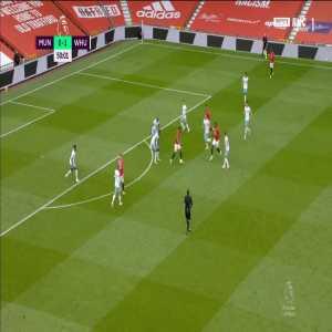Manchester United [1] - 1 West Ham - Greenwod 51'