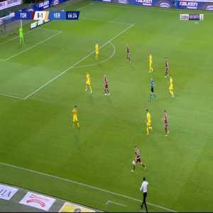 Torino [1]-1 Verona - Simone Zaza 67'