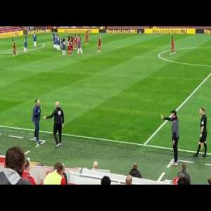 """Frank Lampard Exploding infront of Jurgen Klopp """"The only title you've ever earned and you're giving it the biggun, fuck off."""""""