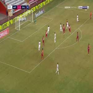 Antalyaspor [2]-2 Galatasaray - Gustavo Blanco back-heel 90'+2'