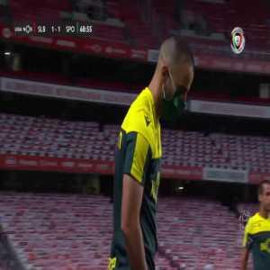 Benfica 1 - [1] Sporting CP - Sporar 69'