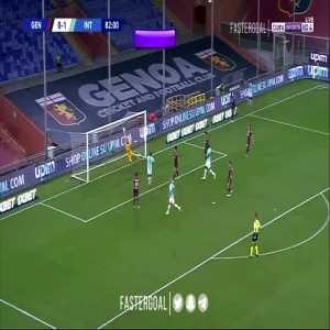 Genoa 0-2 Inter - Alexis Sanchez 83'