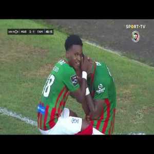 Marítimo [2] - 1 Famalicão - Renê Santos 48'
