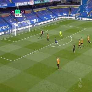 Chelsea [2] - 0 Wolves - Giroud 45+9'