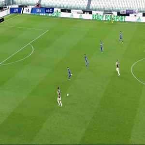 Juventus 2-0 Sampdoria - Federico Bernardeschi 67'