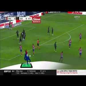 Atletico San Luis [1] - 0 Juarez (G. Berterame 9')