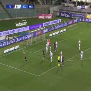 Fiorentina 4-0 Bologna - Federico Chiesa 89'