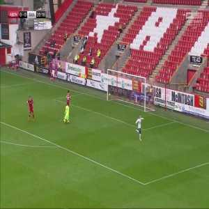 Aberdeen 0-[1] Rangers: Ryan Kent 21'