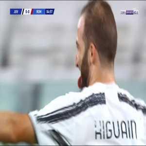 Juventus [1] - 0 AS Roma - Higuain 5'