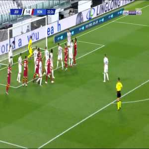 Juventus 1 - [1] AS Roma - Kalinic 23'
