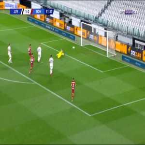 Juventus 1 - [3] AS Roma - Perotti 52'