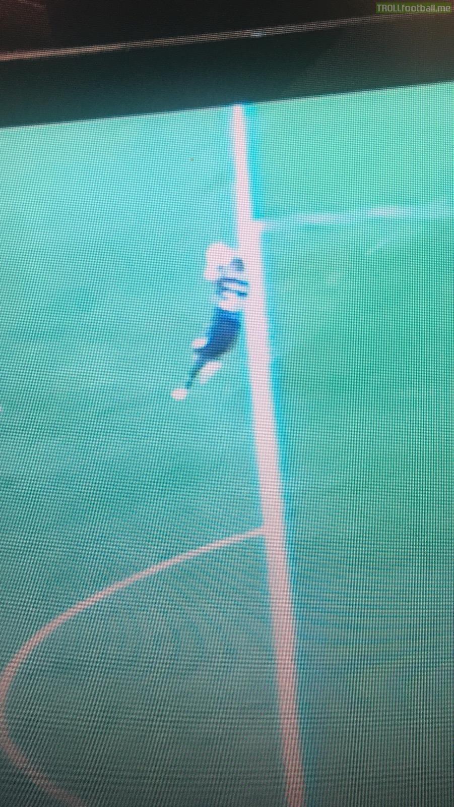 Martinez handball...WTF?