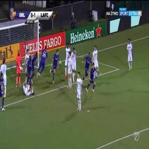 Orlando City [1]-1 Los Angeles FC - João Moutinho 90'