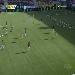 Bodø/Glimt 1-0 Strømsgodset - Philip Zinckernagel 12'
