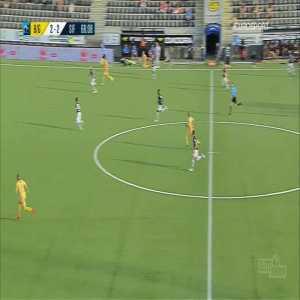 Bodø/Glimt [3]-2 Strømsgodset - Jens Petter Hauge 67'