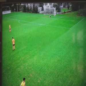 Central United [2]-0 Hamilton Wanderers - Emiliano Tade 11' (great goal)