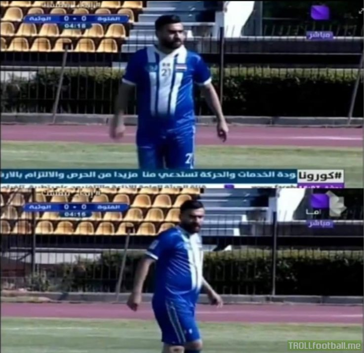 Ever asked yourself how fit Syrian player are? Syrian Premier League