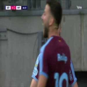 IFK Göteborg 0-[3] Malmö FF - Jo Inge Berget goal 83'