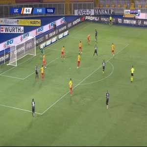 Lecce 0-1 Parma - Fabio Lucioni OG 11'
