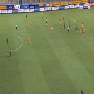 Lecce 2-[4] Parma - Roberto Inglese 67'