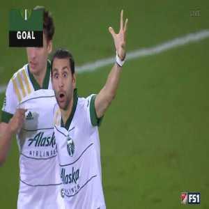 NYCFC 1-[2] Portland Timbers - Diego Valeri 65'