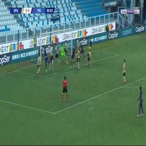 Spal 1-[2] Fiorentina - Cristian Kouame 89'