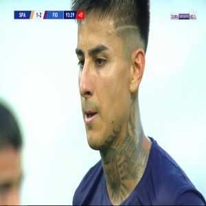 Spal 1-[3] Fiorentina - Erick Pulgar penalty 90'+3'