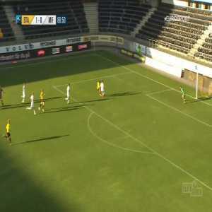 Start 2-0 Mjøndalen - Eirik Schulze 87'