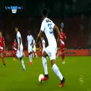 FC Zurich 1-0 Thun - Benjamin Kololli 15'
