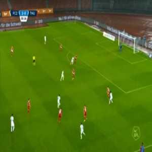 FC Zurich 3-0 Thun - Toni Domgjoni 56'