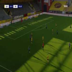 IF Elfsborg 0-[1] IK Sirius - Stefano Vecchia goal 4'