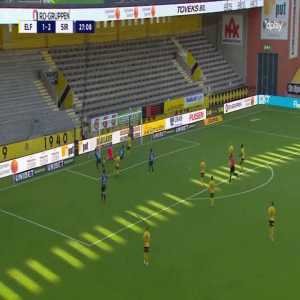 IF Elfsborg 1-[3] IK Sirius - Axel Björnström goal 28'
