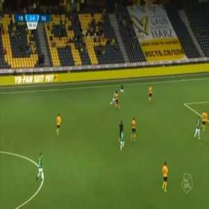 Young Boys 2-[1] St. Gallen - Jeremy Guillemenot 39'