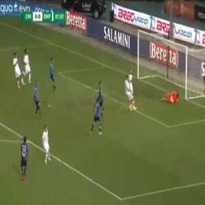 Adrian Semper (Chievo) penalty save against Empoli 88'