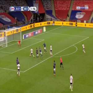 Brentford 0 - [2] Fulham - Bryan J. 118'