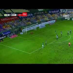 Leon [1] - 0 Monterrey (L. Montes 83') | Golazo