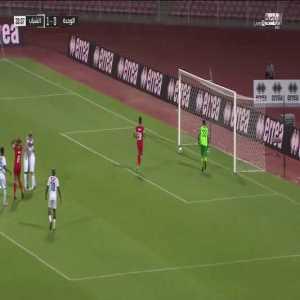 Al-Wehda 0 - [1] Al-Shabab — Seba 33' (PK) — (Saudi Pro League - Round 23)