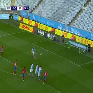 Malmö FF [1]-0 Helsingborgs IF - Jo Inge Berget penalty 25'