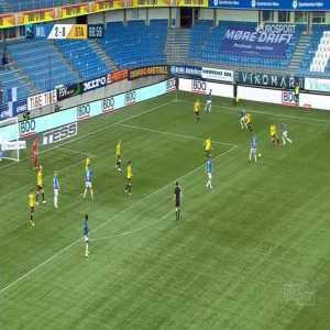 Molde 3-0 Start - Ola Brynhildsen 68'