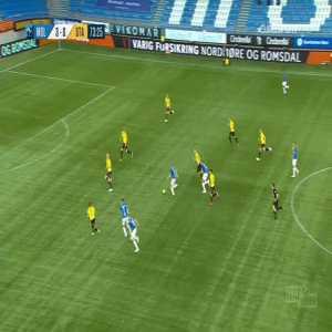 Molde 4-0 Start - Ola Brynhildsen 74'