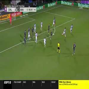 Orlando City [3]-1 Minnesota United - Benji Michel 90+6'