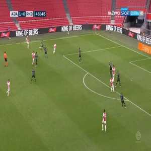 Ajax 2-0 Waalwijk - Klaas-Jan Huntelaar 47'