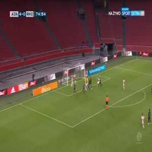 Ajax 4-[1] Waalwijk - Teun van Grunsven 75'