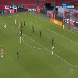 Ajax [5]-1 Waalwijk - Antony 88'