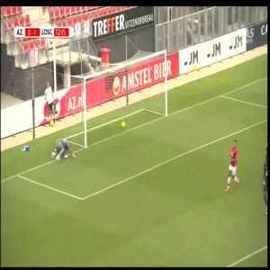AZ [1] - 1 Lille OSC | Yukinari Sugawara (Great goal)