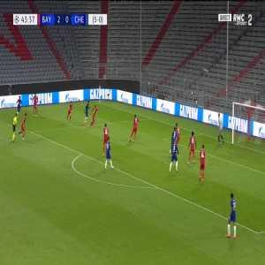 Bayern Munich 2 - [1] Chelsea - Abraham T. 44' [5-1 on agg.]