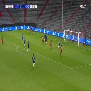 Bayern Munich [3] - 1 Chelsea - Tolisso 76' [6-1 on agg.]